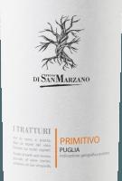 Voorvertoning: I Tratturi Primitivo 2020 - Cantine San Marzano