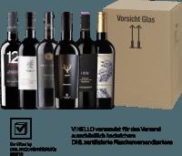 Voorvertoning: 6er Probierpaket - Primitivo aus Apulien