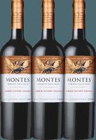 3er Vorteils-Weinpaket - Limited Selection Cabernet Sauvignon Carmenère 2018 - Montes