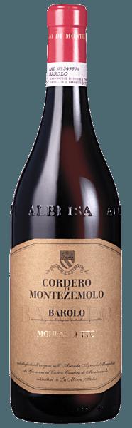 Deze aristocratische wijn is een klassieker van het domein Cordero di Montezemolo. Het hult zich in een sterk granaatrood gewaad. Een heerlijke melange van fruitig-bloemige en kruidige noten kenmerken het aromaprofiel. Verse frambozen, ingemaakte kersen, zoethout en cacao kunnen worden geroken. Een zacht, sappig en bloemig palet met prachtig geïntegreerde tannines verspreidt zich door de mond voor een vol, rijk en elegant gevoel. Na twee jaar rijping in eikenhouten vaten wordt de wijn een jaar in de fles bewaard alvorens te worden vrijgegeven. Spijsadvies voor de Barolo DOCG Monfalletto van Cordero di Montezemolo Serveer het met eendenravioli, duif, wild en gevogelte, haaspeper, gestoofd rundvlees, gems, hertenzadel, windvarken. Onderscheidingen voor de Barolo DOCG Monfalletto van Cordero di Montezemolo Parker Points - Wine Advocate: 93 pts (jrg. 10) Antonio Galloni: 92 pts (jrg. 10), 93 pts (jrg. 11)James Suckling: 93 pts (jrg. 10), 95 pts (jrg. 11), 94 pts (jrg. 12)Steven Tanzer: 90+ pts. (jrg. 10)Wine Spectator: 92 pts. (jrg. 10)Bibenda: 4 druiven (jrg. 11)Wine Enthusiast: 94 pts. (jrg. 10)