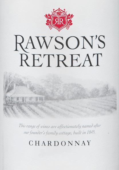 Chardonnay 2018 - Rawson's Retreat von Rawson's Retreat