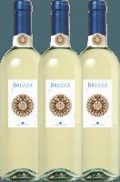 3er Vorteils-Weinpaket - Brezza Bianco Umbria 2019 - Lungarotti