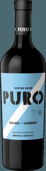 Puro Malbec Cabernet Mendoza 2019 - Dieter Meier