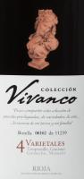 Voorvertoning: Colección Vivanco 4 Varietales Rioja DOCa 2016 - Vivanco