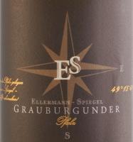 Voorvertoning: Grauburgunder trocken 2020 - Ellermann-Spiegel