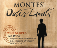 Voorvertoning: Outer Limits CGM 2018 - Montes