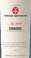 Preview: Heritage 806 Corbières 2017 - Gérard Bertrand