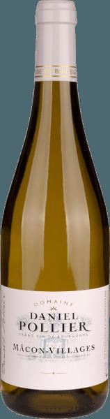 Chardonnay Mâcon Villages AOC 2018 - Domaine Daniel Pollier