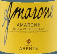Voorvertoning: Amarone della Valpolicella DOCG 2015 - Costa Arènte