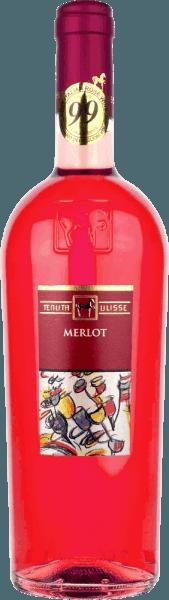 Merlot Rosato Terre di Chieti IGT 2020 - Tenuta Ulisse