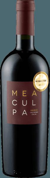 """De MEA CULPA Vino Rosso Italia van Casa Vinicola Minini is een ongelooflijk expressieve cuvee van Primitivo, Syrah en Merlot. Mea Culpa - mijn fout, vergeef me - is de niet geheel serieuze uitspraak van Mario Minini, die de beste cuvee heeft samengesteld die hij zich kan voorstellen uit de beste partijen van zijn wijnen uit verschillende streken. """"MEA CULPA, vergeef me, maar we gaan het op mijn manier doen! Het zal de meest nauwkeurige cuvée zijn met de grootste voortreffelijkheid en expressie, wat er ook voor nodig is."""" - Mario Minini Lees meer in de expertise van de normale fles Mea Culpa Rosso."""