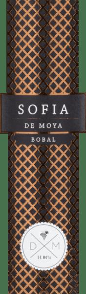 De Sofia Bobal van Bodega De Moya in de regio Valencia in Spanje is een fascinerende wijn gemaakt van de Spaanse druivensoort Bobal in combinatie met Cabernet Sauvignon. Deze rode wijn is een eerbetoon aan zijn vrouw Sofia. Hij heeft een dichte, diep donker robijnrode kleur in het glas. Deze uitstekende cuvée van rode wijn heeft een rijk bouquet. De neus wordt gedomineerd door tonen van specerijen en aroma's van rijp fruit met minerale en rokerige hints. In de mond is deze Spaanse rode wijn vol, fluweelzacht en uitgesproken sappig. Aroma's van rijp fruit, mooi geïntegreerd in zachte tannines, lichte hints van menthol, die het een zekere frisheid geven. Langdurige, zachte afwerking. Vinificatie van de Sofia Bobal De Moya De De Moya Sofia Bobal wordt gevinifieerd als een blend van 93% Bobal en 7% Cabernet Sauvignon, geteeld en verzorgd volgens biologische richtlijnen. De wijngaarden liggen op een hoogte van 850 m, de wijnstokken zijn 70 tot 90 jaar oud. Ze groeien op arme leem- en zandgrond met veel kiezels. De druiven worden selectief geplukt in kratten van 15 kg. Na de oogst worden de druiven gedurende 24 uur gekoeld tot 4 graden Celsius. De temperatuurgecontroleerde maceratie vindt uitsluitend plaats in houten stalen tanks, waarbij de dop zachtjes met de hand wordt neergeslagen tijdens de gisting, die 26 tot 34 dagen duurt, uitsluitend van ongeperste druiven, een traditionele Spaanse methode om complexe wijnen van hoge kwaliteit te produceren. De rijping vindt vervolgens plaats gedurende 18 maanden in geselecteerde nieuwe, kleine Franse barriques. Aanbevolen eten voor de Bodega De Moya Sofia Bobal Een indrukwekkende, dichte Spanjaard, die ook inspireert wanneer hij als solowijn wordt gedronken. Deze droge rode wijn past perfect bij weelderig gebraad met sterke sauzen, vleesstoofschotels, wildgerechten van haarwild tot vederwild, maar ook bij klassieke Spaanse ham en vleeswaren. Het wordt aanbevolen om deze wijn te decanteren.