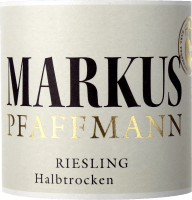 Preview: MP Riesling halbtrocken 2019 - Markus Pfaffmann