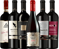 6-pack get-to-know - Italian red wines from Torrevento