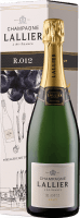 R.013 brut in Geschenkverpackung 1,5 l - Champagne Lallier
