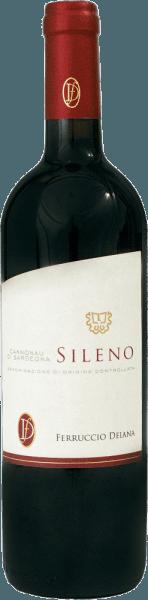 DeSileno Cannonau di Sardegna DOC van Ferruccio Deianatoont zich in een robijnrode kleur met licht violette reflexen. Het intense, aangename bouquet ontvouwt allerlei bosgeuren met fruitig-kruidig, aards en houtachtig karakter zoals bosbessen, bosbodem en hout. De warme kruidige smaak leidt naar een ongelooflijk lange afdronk. Dit is een geschikte begeleider van sterke vleesgerechten, wild en pittige kazen.