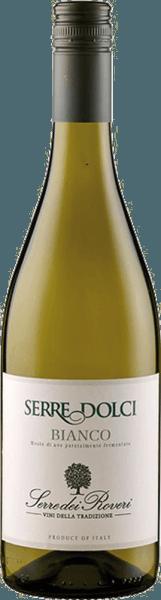 De Serre Dolci Bianco vanSartirano presenteert zich in het glas in een helder strogeel en ontvouwt zijn expressieve aroma's van rijpe perziken, abrikozen en lychee. In de mond is deze cuvée van Moscato en andere aromatische witte wijnsoorten bezielend, met een duidelijke druif en een verleidelijke zoetheid. Spijsadvies voor de Serre Dolci Bianco vanSartirano Geniet van deze heerlijke witte wijn als aperitief of bij desserts, zoals taart en ijs, of fruit.