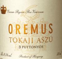 Voorvertoning: Tokaji Aszù 3 Puttonyos 0,5 l 2013 - Tokaj Oremus