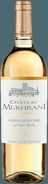 Goruli Mtsvane 2018 - Château Mukhrani