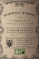Voorvertoning: Doppio Passo Bio Primitivo Puglia IGT 2020 - CVCB