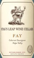 Voorvertoning: FAY Cabernet Sauvignon 2015 - Stag's Leap Wine Cellars