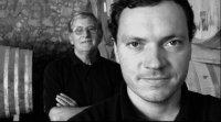 Voorvertoning: Winzer von Domaine Hhorgelus Yoan und Josephl e Menn