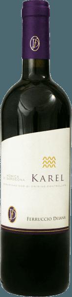 De Karel Monica di Sardegna is een heerlijk toegankelijke rode wijn uit Sardinië, die een medium krachtige, robijnrode kleur heeft met violet tinten. In de mond bekoort deKarel Monica di Sardegna van Ferruccio Deianamet een delicaat maar doordringend bouquet en een prachtig evenwichtige smaak. Aanbevolen voedsel voor de Ferruccio DeianaKarel Monica di Sardegna Wij raden deze Sardijnse rode wijn aan bij gestoofd vlees en medium belegen kaas.