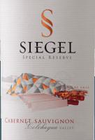 Voorvertoning: Special Reserve Cabernet Sauvignon 2018 - Viña Siegel