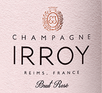 Champagner Brut Rosé - Champagne Irroy von Champagne Irroy