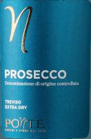 Voorvertoning: Prosecco Spumante Treviso DOC Extra Dry - Ponte