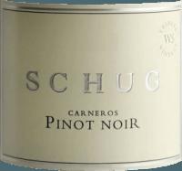 Voorvertoning: Pinot Noir Carneros 2017 - Schug Winery