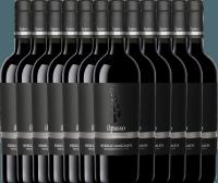 12er Vorteils-Weinpaket - Il Passo Nerello Mascalese 2019 - Vigneti Zabu