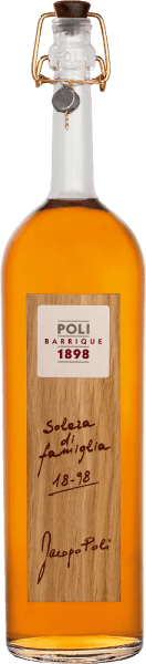 Poli Barrique Solera di famiglia Grappa in GP - Jacopo Poli von Jacopo Poli