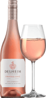 Voorvertoning: Delheim Pinotage Rosé 2021 - Delheim