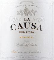 Voorvertoning: Moscatel 2015 - La Causa