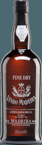 Fine Dry - Vinhos Justino Henriques von Vinhos Justino Henriques