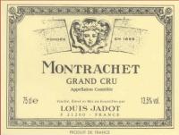 Montrachet Grand Cru 2017 - Louis Jadot