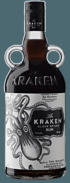 The Kraken Black Spiced Rum - Kraken Rum Company von The Kraken