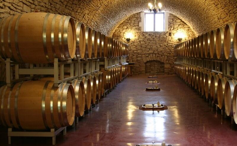 Torrevento cellar