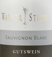 Voorvertoning: Sauvignon Blanc trocken 2018 - Wagner-Stempel