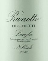 Voorvertoning: Occhetti Nebbiolo Langhe DOC 2018 - Prunotto
