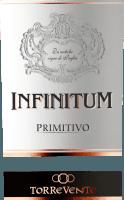 Voorvertoning: Infinitum Primitivo Puglia IGT 2018 - Torrevento