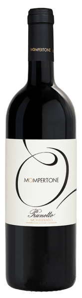 De Mompertone Monferrato DOC van Prunotto toont in het glas in diep robijnrood met violette reflecties. Rijke aroma's van rood fruit, vooral pruimen en kersen met geuren van viooltjes, kruidige noten en koffie vullen de neus. In de mond is deze rode wijn uit Piemonte innemend, dicht, rijk aan zachte, soepele tannines, met een goede structuur en body, elegant en aanhoudend. De afdronk is lang, harmonieus rond en aanhoudend. Vinificatie van de Mompertone Monferrato DOC door Prunotto Deze wijn uit het Monferrato wijngebied in Piemonte is gevinifieerd uit Barbera 60% en Syrah 40%. De druiven zijn afkomstig van wijngaarden in de regio, de bodem wordt gekenmerkt door klei en zanderige aders. De druiven worden geoogst in de tweede helft van september, wanneer ze perfect rijp zijn en in evenwicht qua suiker, zuurgraad en polyfenolen. Na de druiven te hebben ontsteeld en geperst, volgt een maceratie op de schillen en een alcoholische gisting bij een gecontroleerde temperatuur gedurende een week, gevolgd door een malolactische gisting, die eind december is voltooid. Na het mengen van de twee variëteiten wordt de wijn twaalf maanden gerijpt in gebruikte Franse barriques, gevolgd door een verdere rustperiode van zes maanden alvorens te worden gebotteld. Voedingsadviezen voor de Mompertone Monferrato DOC by Prunotto Geniet van deze fascinerende rode wijn als een uitstekende begeleider van gegrild, gestoofd of gekookt vlees en kaas van gemiddelde rijpheid. Onderscheidingen van de Mompertone Monferrato DOC by Prunotto Gambero Rosso: 1 glas voor 2014 Jamers Suckling: 92 punten voor 2012 en 2013 Bibenda: 4 druiven voor 2012, 3 druiven voor 2013