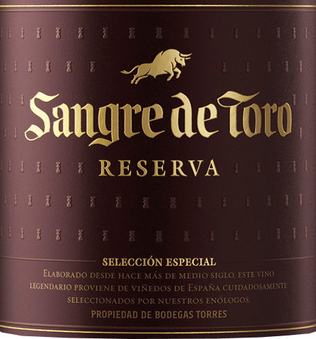 Sangre de Toro Reserva DO 2015 - Miguel Torres von Miguel Torres