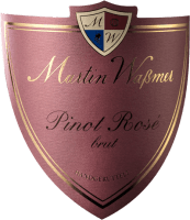 Voorvertoning: Pinot Rosé Sekt Brut 2017 - Martin Waßmer