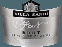 Voorvertoning: il Fresco Brut Blanc de Blancs Spumante - Villa Sandi