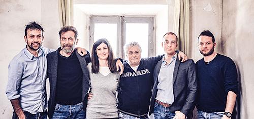The team behind Buscareto