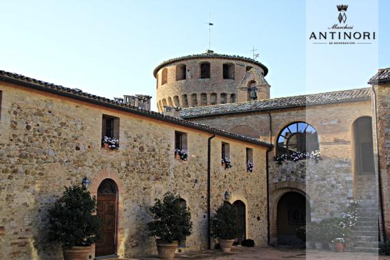 Castello della Sala Marchesi Antinori