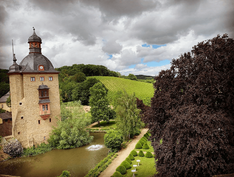 Schloss Vollrads in the Rheingau