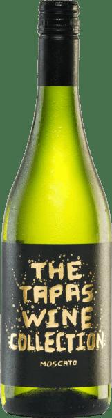 De Tapas Wijn Collectie Moscato is een Spaanse Frizzante, die zich in het glas presenteert met een helder goudgeel. Het fruitig-frisse bouquet betovert de neus met florale toetsen en gaat vergezeld van aroma's van verse sinaasappelen en sappige mandarijnen. Het restzuur harmonieert wonderwel met het zuurgehalte van deze mousserende wijn en wordt perfect onderstreept door het volle karakter. Spijsaanbeveling voor de Tapas Wijn Collectie Moscato Geniet van deze heerlijke witte wijn als aperitief of bij tapas en visgerechten.